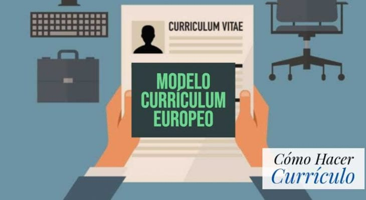 curriculo europeo