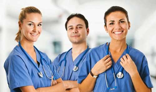 curriculum de enfermera auxiliar