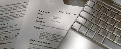 curriculum europass plantilla