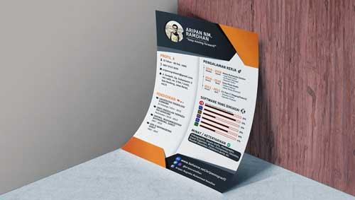 curriculum vitae diseñador grafico